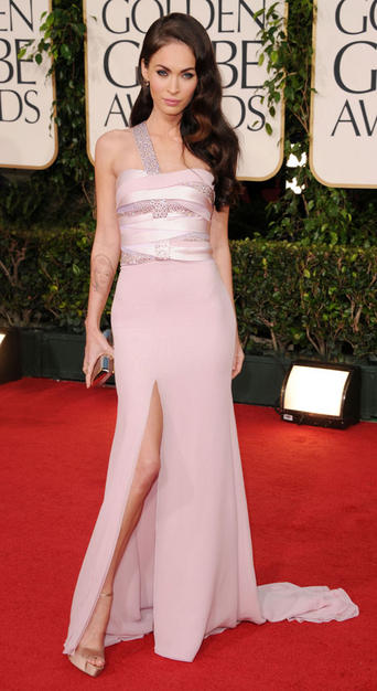 Golden Globes Red Carpet: